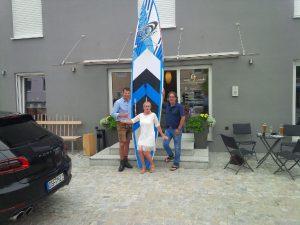 Martina und Bernhard - Hotel Tassilo in Dingolfing
